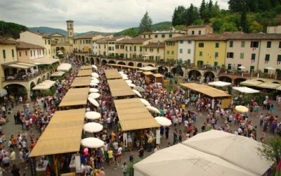 Wine Festival in Chianti